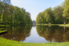 Castle' парк de Haar s Стоковые Фото