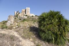 Castle of Xivert Stock Photography