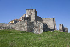 The castle of Yenti Koule Stock Images