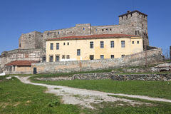 The castle of Yenti Koule Royalty Free Stock Photo
