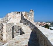 Castle of Zamora Stock Photo