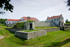 Castle of Zbarazh Royalty Free Stock Image