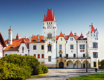Castle Zinkovy, Czech republic Stock Photography