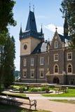 Castle Zruc nad Sazavou Stock Photo