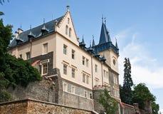 Castle Zruc nad Sazavou Stock Images