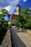 Castle Zvikov Royalty Free Stock Photography