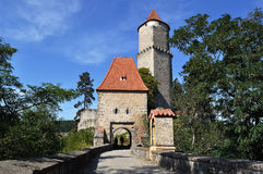Castle Zvikov. Czech republic Royalty Free Stock Photography