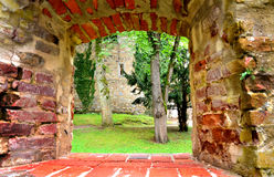 Castle Zvikov Stock Photos