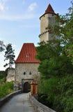 Castle Zvikov Stock Photo