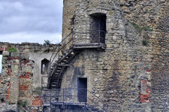 Castle Zviretice Royalty Free Stock Image