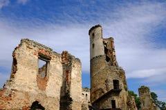 Castle Zviretice Royalty Free Stock Photos