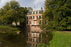 Castle Zypendaal, Arnhem Royalty Free Stock Image