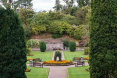 Castledykes Park, Dumfries Royalty Free Stock Photos