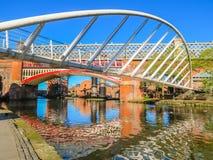 Castlefield, Μάντσεστερ, Αγγλία, Ηνωμένο Βασίλειο στοκ εικόνες