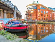 Castlefield, Manchester, Angleterre, Royaume-Uni image stock