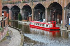 Castlefield, Manchester Stock Photography