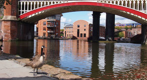 Castlefield, Manchester Stock Images