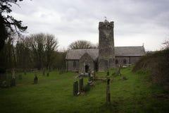 Castlemartin parish church Royalty Free Stock Photo