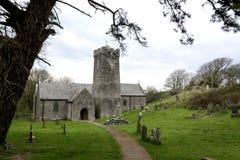 Castlemartin parish church Royalty Free Stock Images
