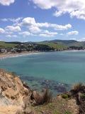 Castlepoint -新西兰 库存图片