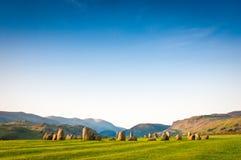 Castlerigg, Lake District, UK Stock Photo