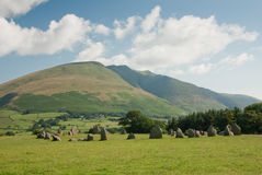 Free Castlerigg Stone Circle Stock Images - 10121474