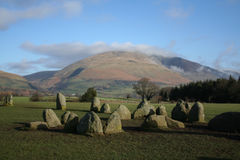 Castlerigg Stone Circle Stock Images