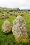 Castlerigg stone circle Stock Photography