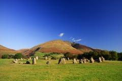 Castlerigg Stone Circle Stock Image