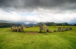 Free Castlerigg Stone Circle Royalty Free Stock Image - 76125926