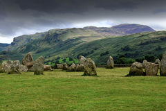 Castlerigg Royalty Free Stock Images