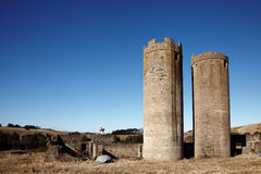 Castles1 Στοκ Εικόνες