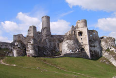 Castles royalty free stock photography
