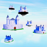 Castles Royalty Free Stock Photo