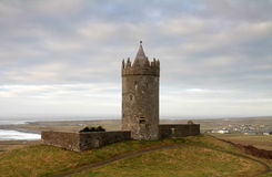 Castles of Ireland Stock Photo