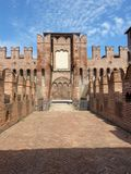 Castles of Italy - The medieval Castle of Soncino - Cremona - It. Castles of Italy - View of the medieval castle of Soncino in the province of Cremona - Italy 56 stock photos