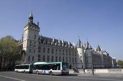 Castles in Paris Stock Images