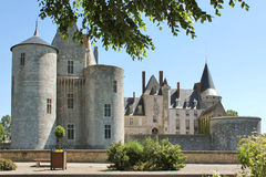 Castles Royalty Free Stock Images