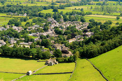Castleton Stock Image