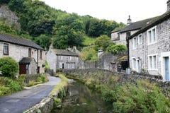 Castleton, Derbyshire Imagens de Stock Royalty Free