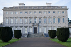Castletown房子 库存图片