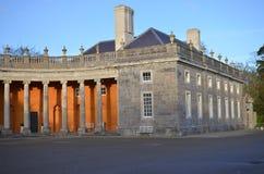 Castletown hus Arkivfoto