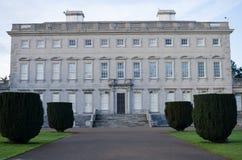 Castletown hus arkivbilder