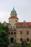 Castolovice Castle Royalty Free Stock Image