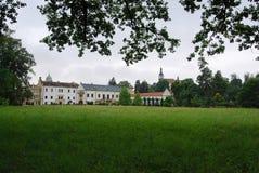 Castolovice Castle Royalty Free Stock Photos