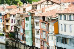 Castres - France Stock Photography