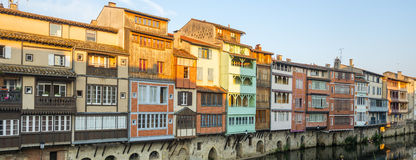 Castres (France) Royalty Free Stock Photos