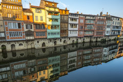 Castres (France) Stock Photo
