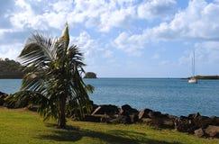 Castries Harbour St Lucia Stock Photo