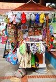 Castries St Lucia - lembranças Fotografia de Stock Royalty Free